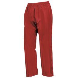 Weatherguard Schlechtwetter-Anzug Red S