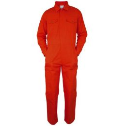 Workwear Overall Orange 54