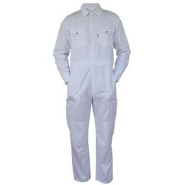Workwear Overall White 52