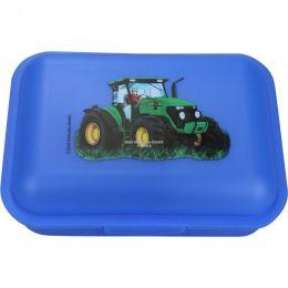 Brotbox Traktor Bulldog Brotzeitbox Brotzeitdose Frühstücksdose Dose Brotdose Brotzeit