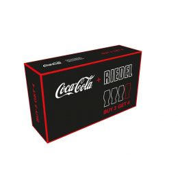 Coca Cola Gläser 4er Set Coke Trinkglas Glas Trinkgläser 4 Stück
