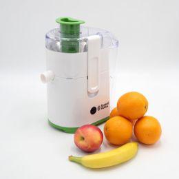 Entsafter elektrisch 400 Watt Saftpresse Smoothie Maker Mixer Obstpresse Smoothiemaker Gemüsepresse