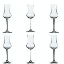 Grappaglas 6er Set Grappa Glas Grappagläser Gläser Likörgläser Likörglas 6 Stück Schnapsgläser