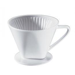 Kaffeefilter Größe 4 Dauerfilter Porzellanfilter Filter Kaffeemaschine