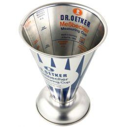 Messbecher 0,5 l Nostalgie 500 ml 1649 Messbehälter Maßbecher Messkanne