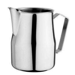 Milchkännchen Europa 500 ml Edelstahl Milchkanne 0,5 l Aufschäumkännchen Milchschaumkännchen