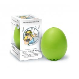 Piepei Gute Laune hellgrün Piep Ei Eierkocher Eieruhr 3 in 1 Frühstücksei Eier kochen