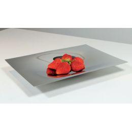 Schwebeschale A4 Schüssel Gefäß Edelstahl Obstschale Schalen Designschale Schale