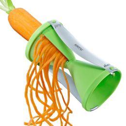 Spirelli grün Julienne Gemüsestreifen Gemüseschneider Spiralschneider Edition 2014/2015