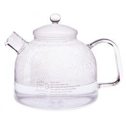 Trendglas Jena Wasserkocher Borosilikat Glas 1,75 L Teekanne Wasserkessel Kanne