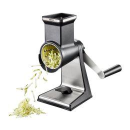 Trommelreibe Transforma Reibe Reibmaschine Edelstahl Küchenraspel Nussmühle Gemüseschneider