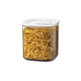 Vorratsdose Modula 2750 ml weiß Aufbewahrungsbox Dose Aufbewahrung Aufbewahrungsdose