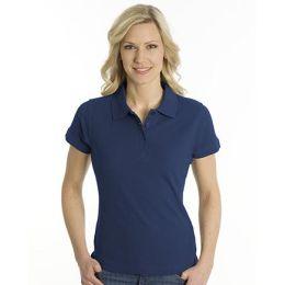 SNAP Polo Shirt Top-Line Women navy, Grösse 3XL