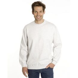 SNAP Sweat-Shirt Top-Line, Gr. 3XL, Farbe Asche