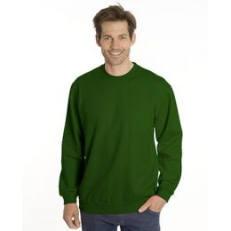 SNAP Sweat-Shirt Top-Line, Gr. 4XL, Farbe flaschengrün