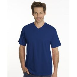 SNAP T-Shirt Flash Line V-Neck Unisex, navy, Gr. 3XL