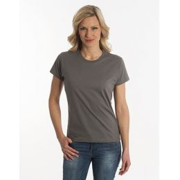 SNAP T-Shirt Flash-Line Women, Farbe Stahlgrau, Größe 2XL