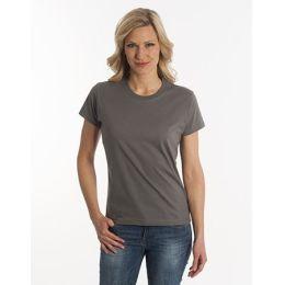 SNAP T-Shirt Flash-Line Women, Farbe Stahlgrau, Größe L