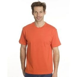 SNAP T-Shirt Flash-Line, Gr. 4XL, orange