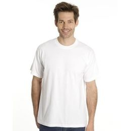 SNAP T-Shirt Flash-Line, Gr. 4XL, Weiß