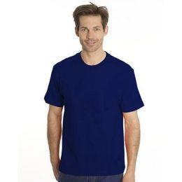 SNAP T-Shirt Flash-Line, Gr. L, tiefdruckfarbe blau