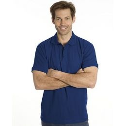 SNAP Workwear Polo Shirt P1, Navy, Grösse M