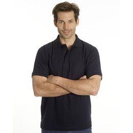 SNAP Workwear Polo Shirt P1, Schwarz, Grösse L