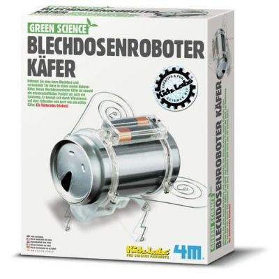 4M Blechdosenroboter Käfer | 210-663266 / EAN:4018928632667