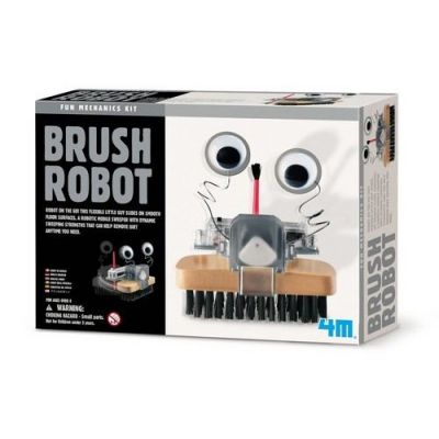4M Bürsten-Roboter Bausatz | 210-663282 / EAN:4018928632827