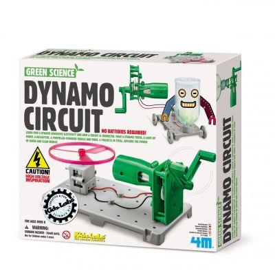 4M Dynamo Circuit | 210-68366 / EAN:4018928683669