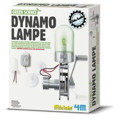 4M Dynamo Lampe | 210-663263 / EAN:4018928632636