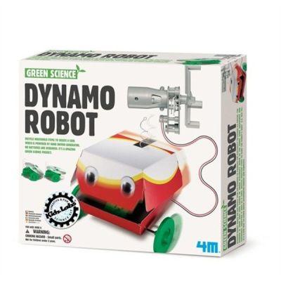 4M Dynamo Roboter | 210-663285 / EAN:4018928632858