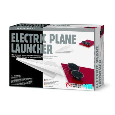 4M Elektrische Flugzeugstartrampe - Electric Plane Launcher | 310-803906 / EAN:4893156039064