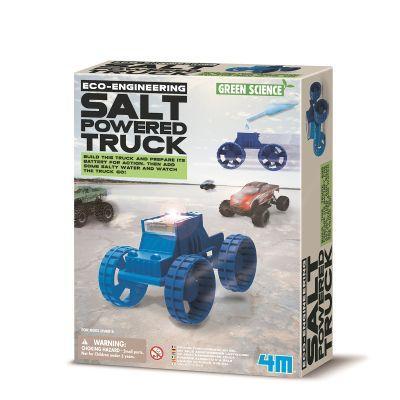 4M Green Science - Salzwasser Truck | 210-68595 / EAN:4893156034090