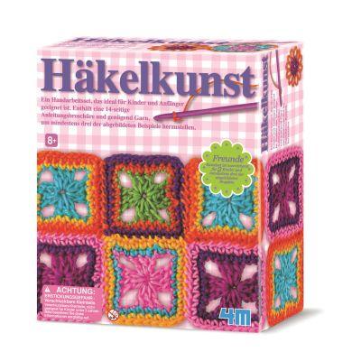 4M Häkel Kunst | 210-68246 / EAN:4018928682464