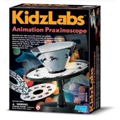 4M Kidz Labs - Animation Praxinoscope | 210-68488 / EAN:4018928684888