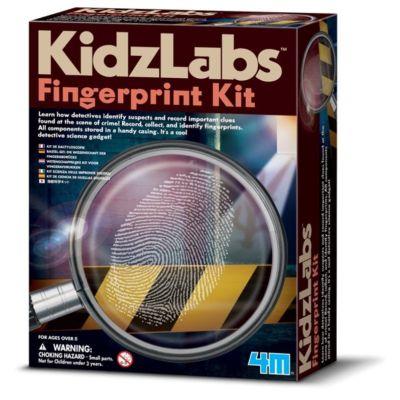4M Kidz Labs - Fingerprint Kit | 210-68487 / EAN:4018928684871