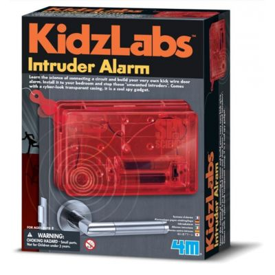 4M Kidz Labs - Intruder Alarm   210-68486 / EAN:4018928684864
