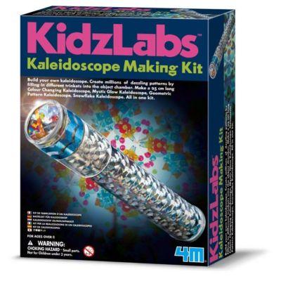 4M Kidz Labs - Kaleidoscope Making Kit | 210-68489 / EAN:4018928684895