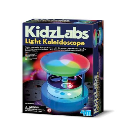 4M Kidz Labs - Light Kaleidoscope | 210-68567 / EAN:4018928685670