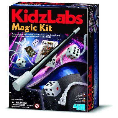 4M Kidz Labs - Magic Kit | 210-68548 / EAN:4018928685489