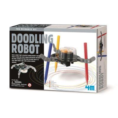 4M Kritzelnder Roboter | 310-803280 / EAN:4893156032805