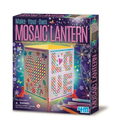 4M Make Your Own Mosaic Lantern | 210-68372 / EAN:4018928683720