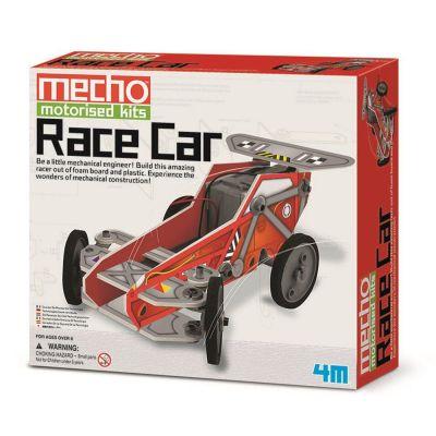 4M Mecho Motorised Kits Racecar   210-68434 / EAN:4018928684345