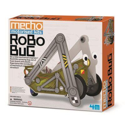 4M Mecho Motorised Kits Robobug | 210-68433 / EAN:4018928684338