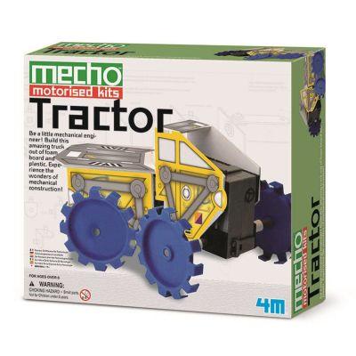 4M Mecho Motorised Kits Tractor | 210-68432 / EAN:4018928684321