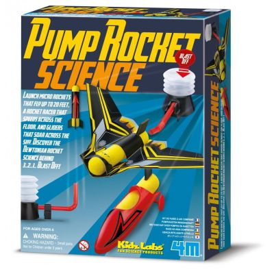 4M Pump Rocket Science | 210-68361 / EAN:4018928683614