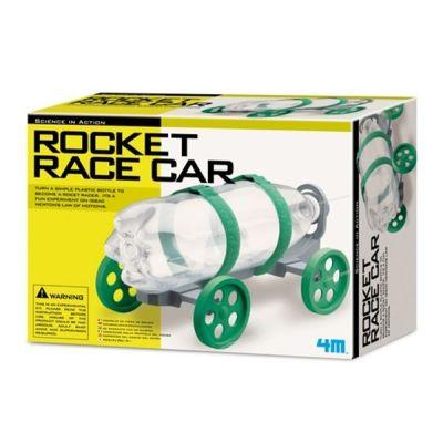 4M Rennauto Rakete (Rocket Race Car)   210-663909 / EAN:4018928639093