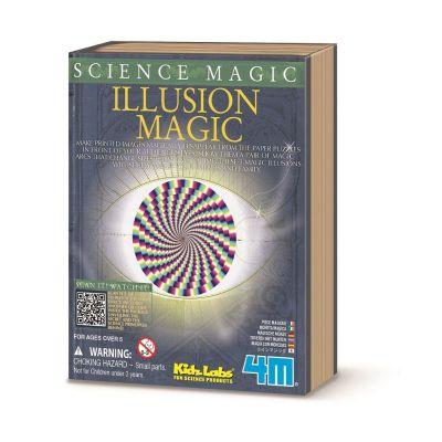 4M Science Magic - Illusion Magic | 210-68351 / EAN:4018928683515