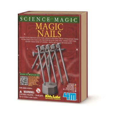 4M Science Magic - Magic Nails | 210-68347 / EAN:4018928683478